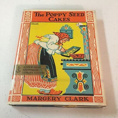 The Poppy Seed Cake