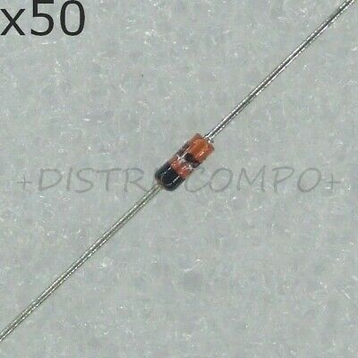 20x by500//200 diode redresseur THT 200 V 5 A Emballage Ammo pack 200 NS