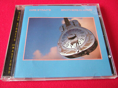 DIRE STRAITS - Brothers in Arms, CD Remaster SBM (824 499-2)