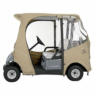 Fairway Golf Cart FadeSafe Solution-Dyed Fabric Protection Enclosure for Yamaha