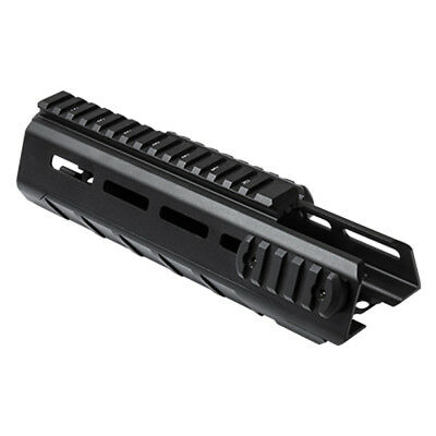 NcStar M-Lok Triangle Rail System/Carbine - Black Anodized Aluminum Construction
