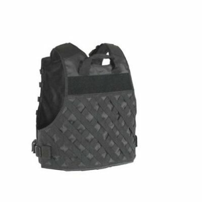 Voodoo Tactical Ice Vaat Plate Carrier Vest W/lattice Weave -