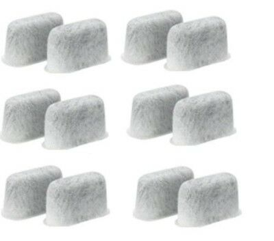 Everyday 24-Pack Replacement Charcoal Water Filters for Cuisinart Coffee