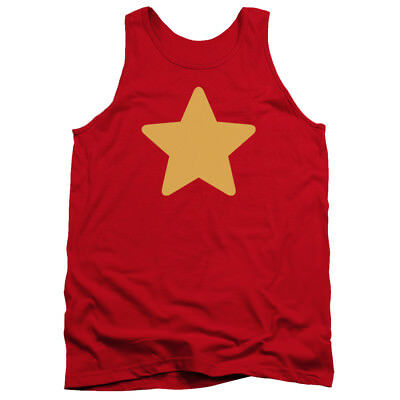 Steven Universe Cartoon STAR SHIRT Costume Adult Tank Top All Sizes