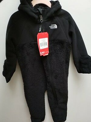 North face infant chimba black 12-18m