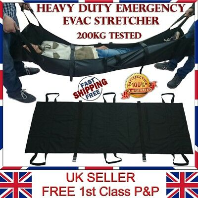 LTG Stretcher Portable First Aid Medical Patient Emergency Sports Injury Rescue