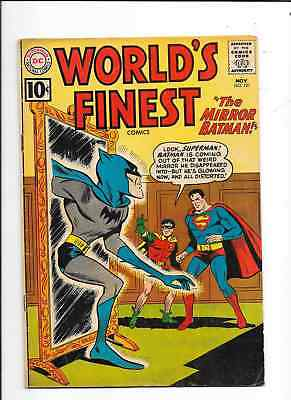 World's Finest Comics #121 DC Comics (1961)