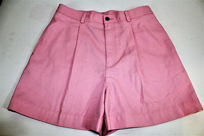 Tommy Hilfiger Womens Shorts 6 casual stretch sports summer spring athletic pink