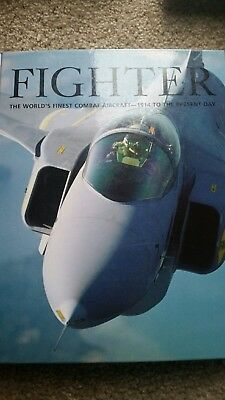 Fighter: The worlds finest combat aircraft  1914-to present day