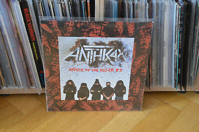 Anthrax Attack of the Killer B's LP