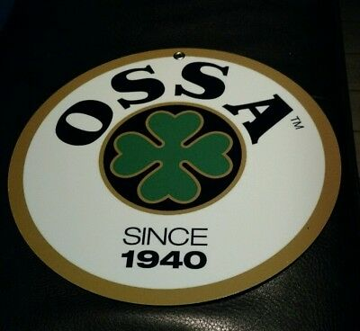 OSSA motorcycle motorcycles sign