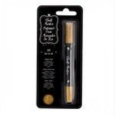 American Crafts 376914 Chalk Markers Gold Chalk Marker. Shipping Included