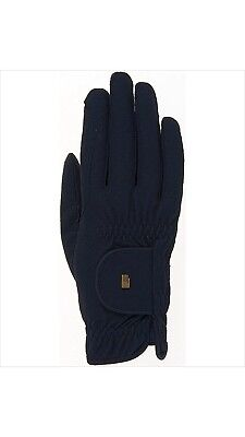 (11, Black) - Roeckl - riding gloves ROECK GRIP. Brand New