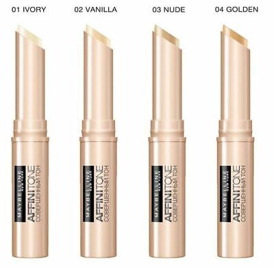 Maybelline Affinitone Concealer ~ Conceals imperfections ~ Assorted Shades ~ New