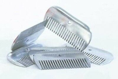 Large Metal Horse Mane Comb. Snowhill. Shipping Included