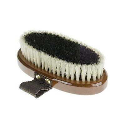 Horze Natural Body Brush, Small - - Grooming Kit. Brand New