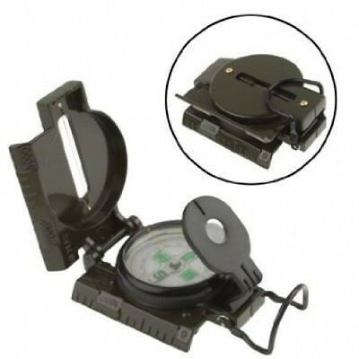 ON OFFER - Military Camping Navigation Lensatic Compass - WINTER Sale