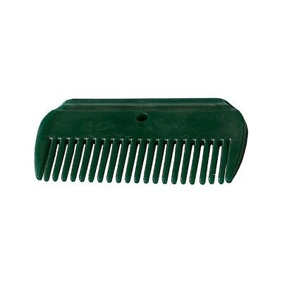 (Red) - Mane Comb, Plastic - Red - Grooming Kit. Horze. Shipping is Free
