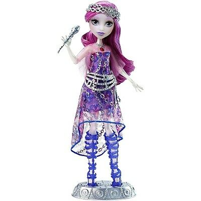 Monster High SINGING POPSTAR Welcome To Monster High Ari Hauntington Doll
