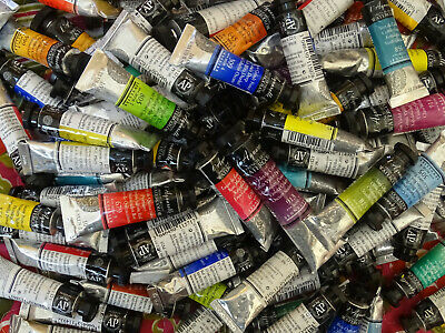 Sennelier French Artists' watercolor paint -10ml tubes- flat rate shipping $3