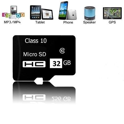 32gb Micro Card memory card  Class 10 For Android Camera Phone SHIPS USA B12