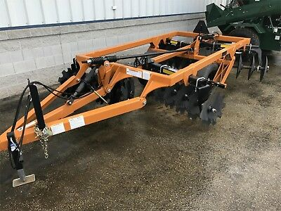 New Woods DHH108T 9' Pull Type Disk Harrow