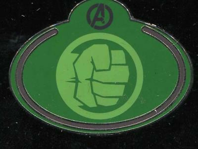 Cast What's My Name Marvel Mystery Badge The Hulk Disney Pin 108522