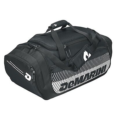 (Black) - DeMarini Bullpen Duffle Bag. Delivery is Free