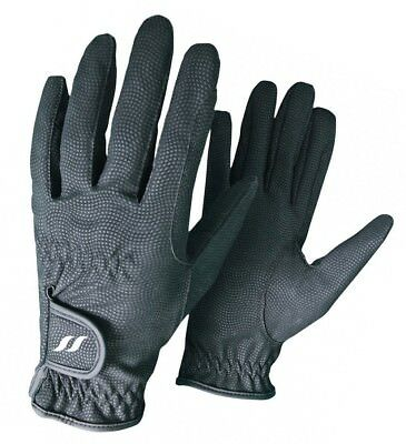 Back On Track Therapeutic Riding Gloves, Size 8. Brand New