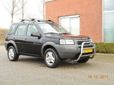 Land Rover Freelander 2.5 V6 (alle opties)