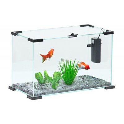 Aquarium Nanolife First-Aquarium Enfant-Aquarium Poisson Rouge-18.5 Lts  Z307026