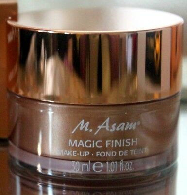 M. Asam - Magic Finish  MAKE-UP  MOUSSE  Faltenfüller   30ml  ** eingeschweisst