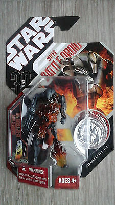 Star Wars ++T30AC Super Battle Droid ++ Revenge Of The Sith MOC Factory Sealed