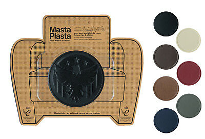 MastaPlasta Self-Adhesive Leather Repair Patch EAGLE 8x8cm Sofa Car Seat Bags