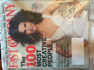 Fast Company Magazine 100 Most Creative Neri Oxman June 2009 062117nonr