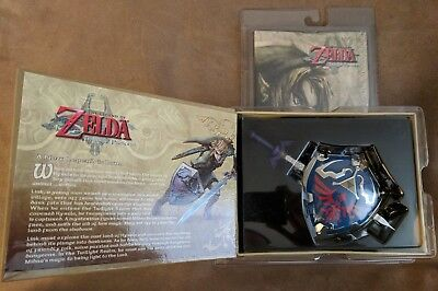 Unopened The Legend of Zelda Master Sheild and Sword, 1/6 Replica