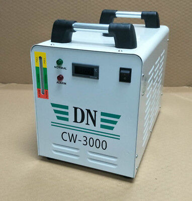 110V/50Hz 220V/60Hz CW-3000 Industrial Water Chiller for one 60W CO2 Laser Tube