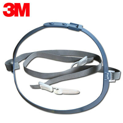 3M 7581 Head Harness Assembly Comfortable Protection Replacement 7501/7502/7503