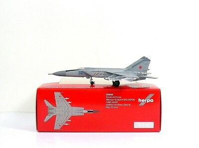 Herpa Wings Soviet Air Force Mikoyan Gurevich MiG-25PDS 1:200 (558686)