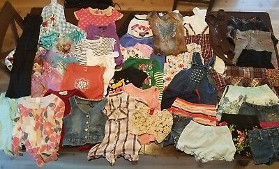 Huge (39 - piece) lot girls clothes clothing size 4 / 4T used in good condition
