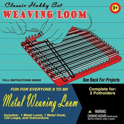 Weaving Loom Retro Craft Kit-. Pepperell. Best Price