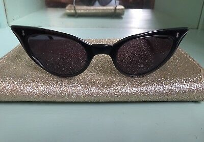 1950s - 1960s Cat Eye Sunglasses Frames Wildcat USA Vintage Retro Rockabilly