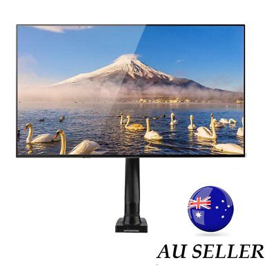 Single Arm HD LED Desk Mount Monitor Stand 1 Display Screen TV Holder RR