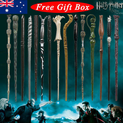 Harry Potter Hermione Magic Wand Narcissa Film Replica Cosplay Props Boxed AU