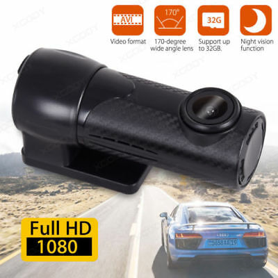 Dual Lens 4'' HD 1080P Vehicle Auto Dashcam Video Kamera Recorder Camera DVR DE