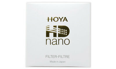 HOYA HD nano CIR-PL Pol Filter 52, 55, 58, 62, 67, 72, 77, 82mm NEU Kratzfest