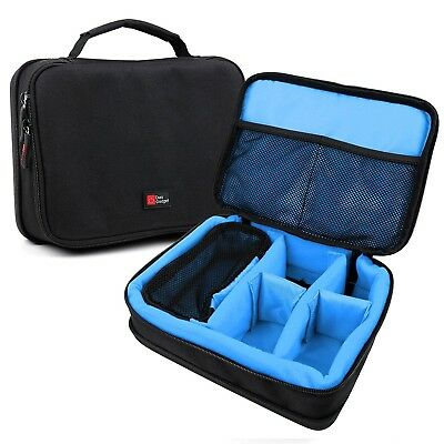 Protective Strong EVA Action Camera Case (in Blue) for Campark ACT68 - by