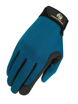 (5, Blue Ridge) - Heritage Performance Gloves. Heritage Products