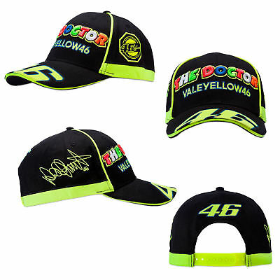 Valentino Rossi VR 46 Cap The Doctor Valeyellow46, New, 1 Stück