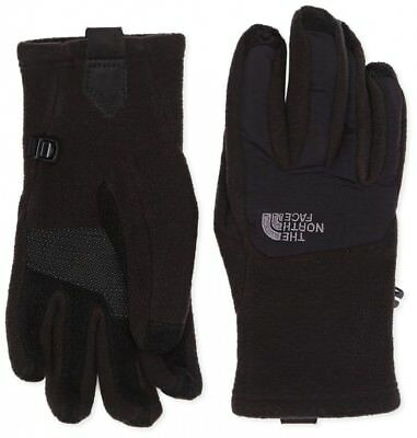 (Large, Black/tnf Black) - The North Face Women's Denali Etip Glove